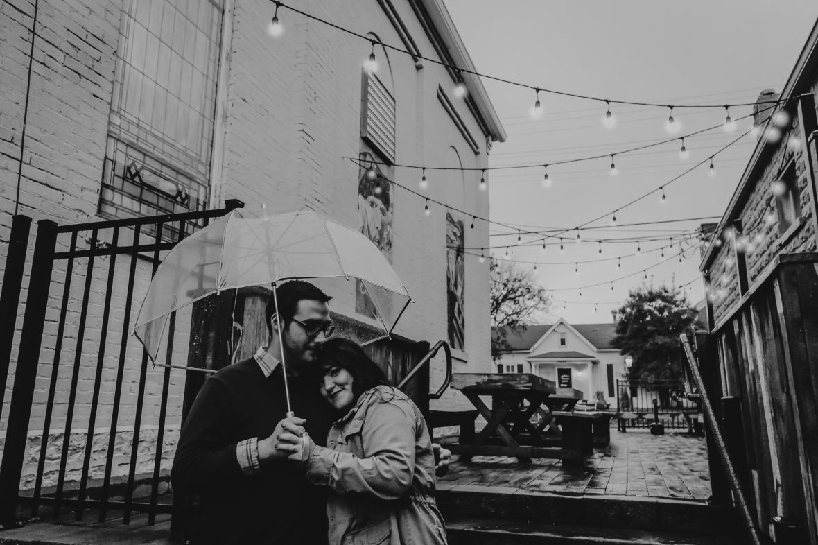 3rd Turn Brewing Engagement Photography
