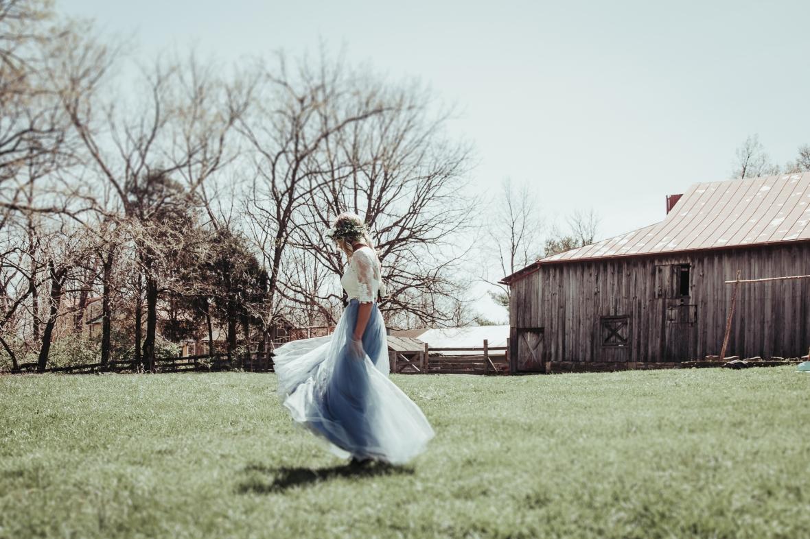 Blackacre Conservancy Wedding Photos