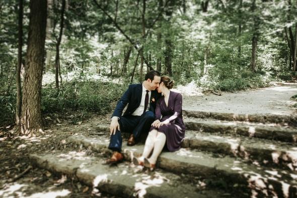 Cherokee Park Louisville Kentucky Wedding Photos