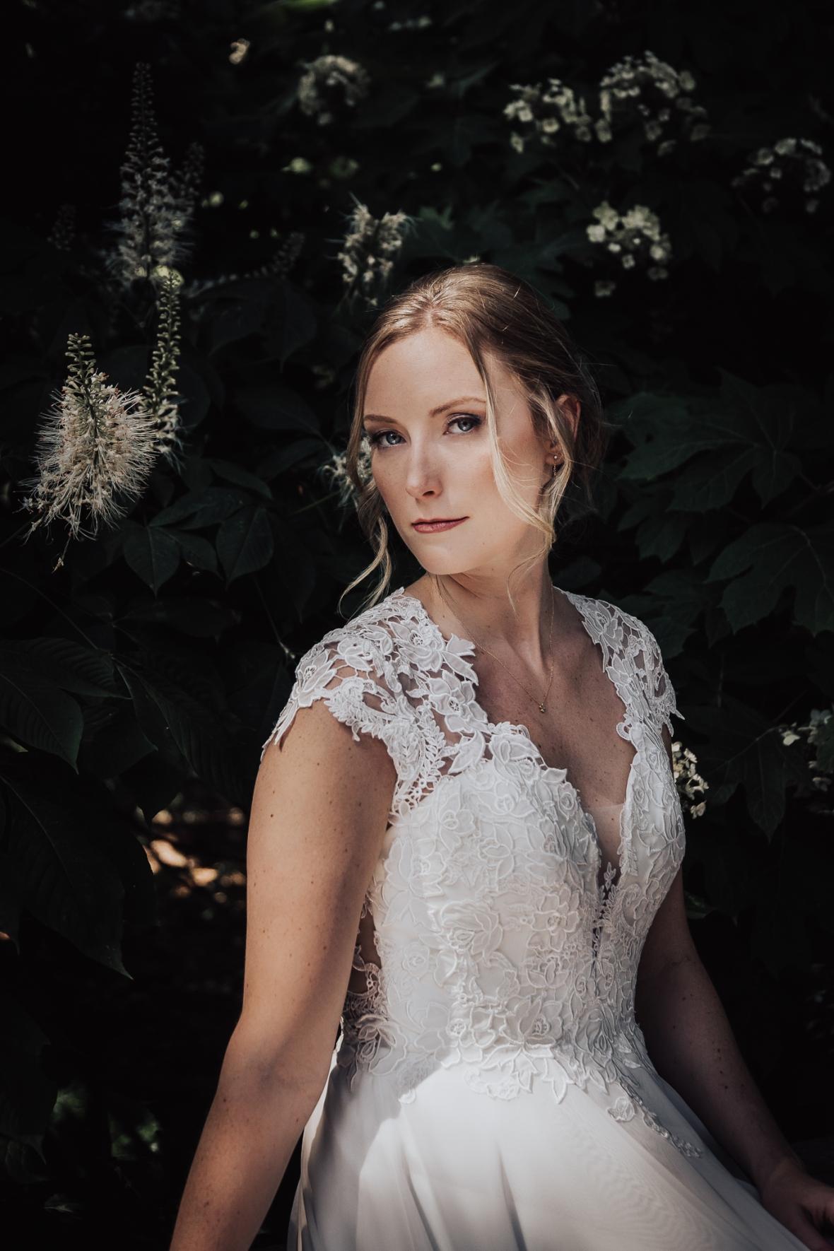 Yew Dell Botanical Garden Wedding Photography