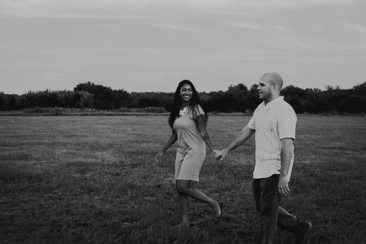 Red Orchard Park Shelbyville Kentucky Engagement Photos