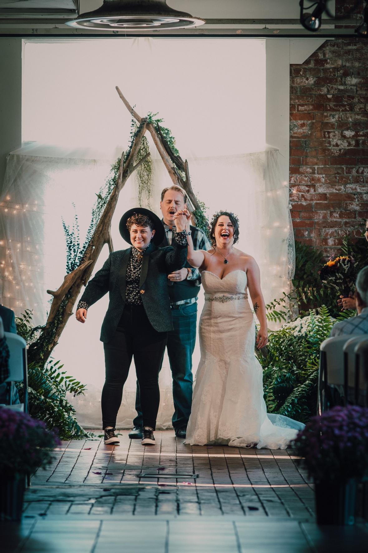 Mellwood Art Center Wedding Photography Louisville Kentucky Picasso Room