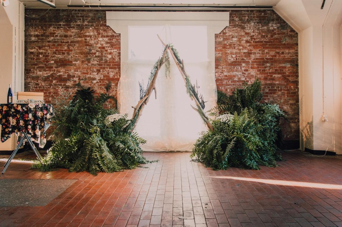 Mellwood Art Center Wedding Photography Louisville Kentucky