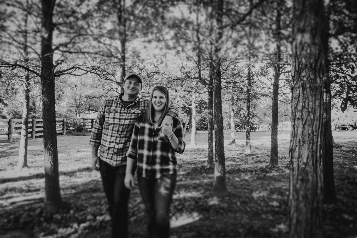 3rd Turn Brewing Oldham Gardens Engagement Photos Crestwood Kentucky