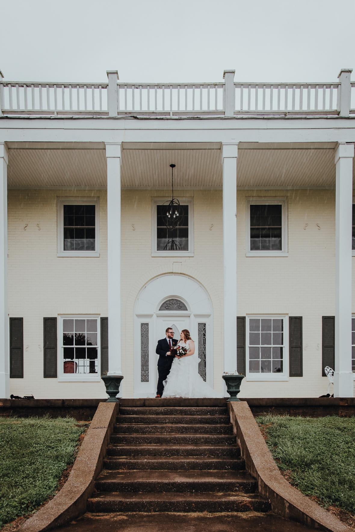 Franklin Farms Event Venue Marysville Indiana Wedding Photos